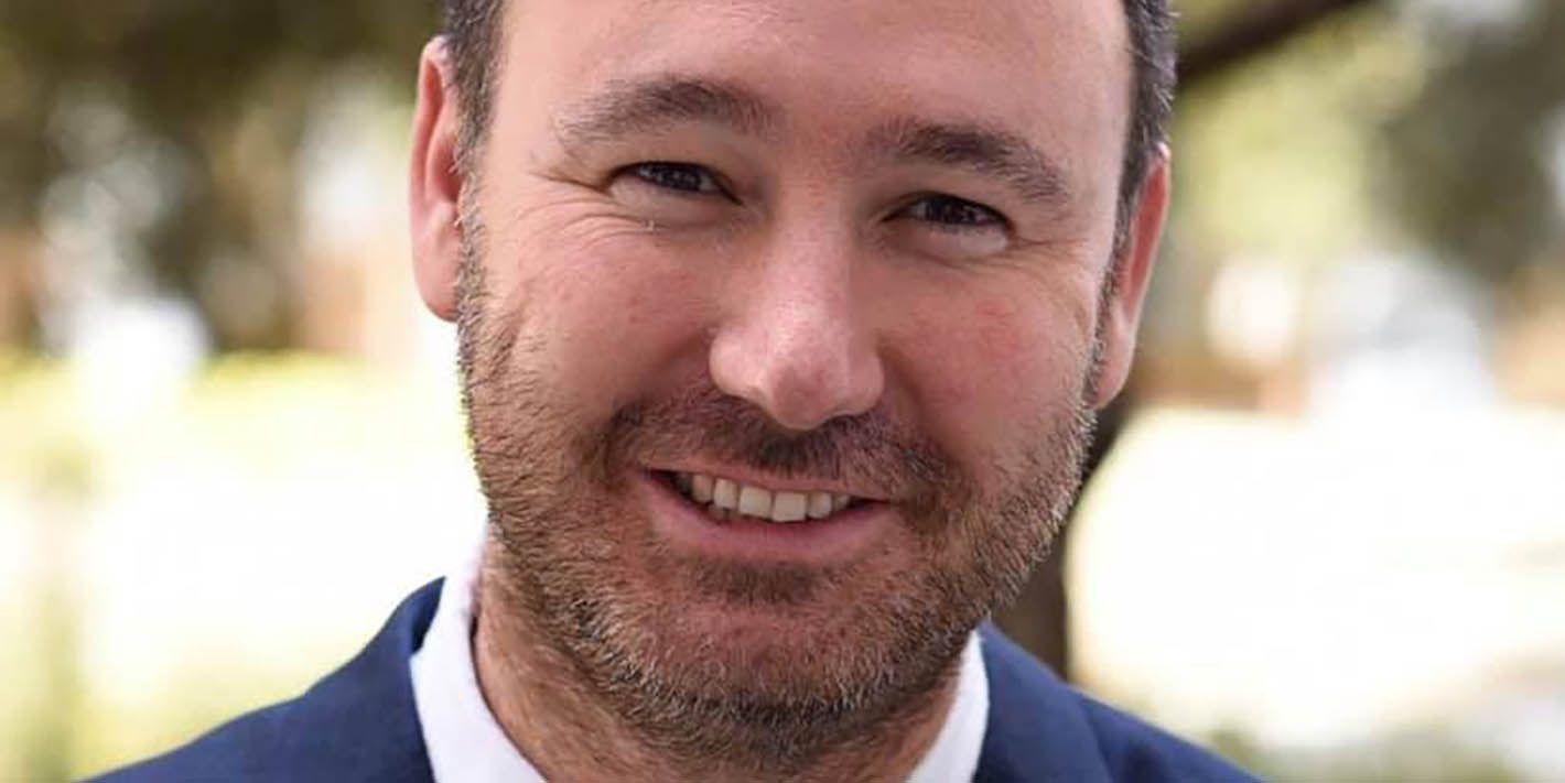 Daniel Campos se centra en la política de Linares