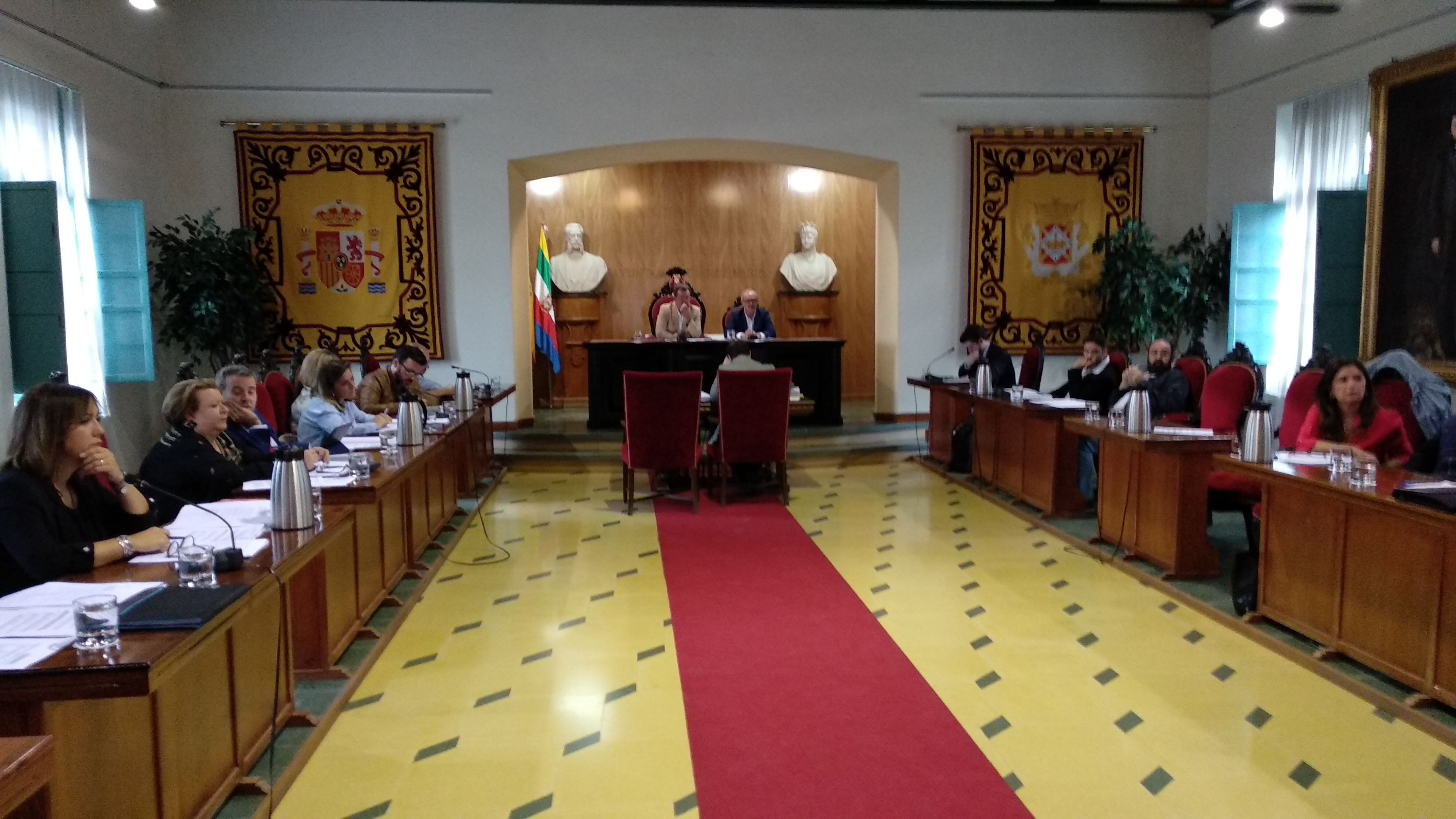 VÍDEO COMPLETO | Pleno Ordinario del Ayuntamiento de Linares