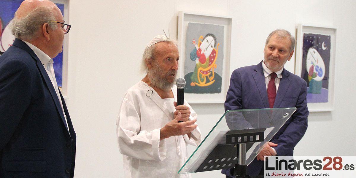 """Ripollés: """"El arte en Linares como en París, Londres o Nueva York"""""""