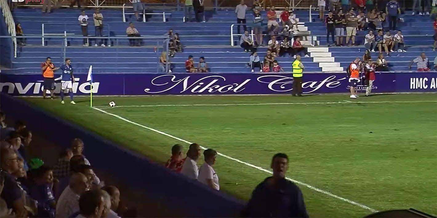 Linares Deportivo – Vélez CF
