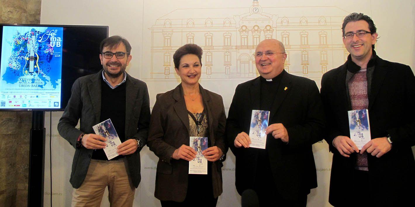 El ciclo 'La música en los monumentos de Vandelvira' tendrá parada en Linares