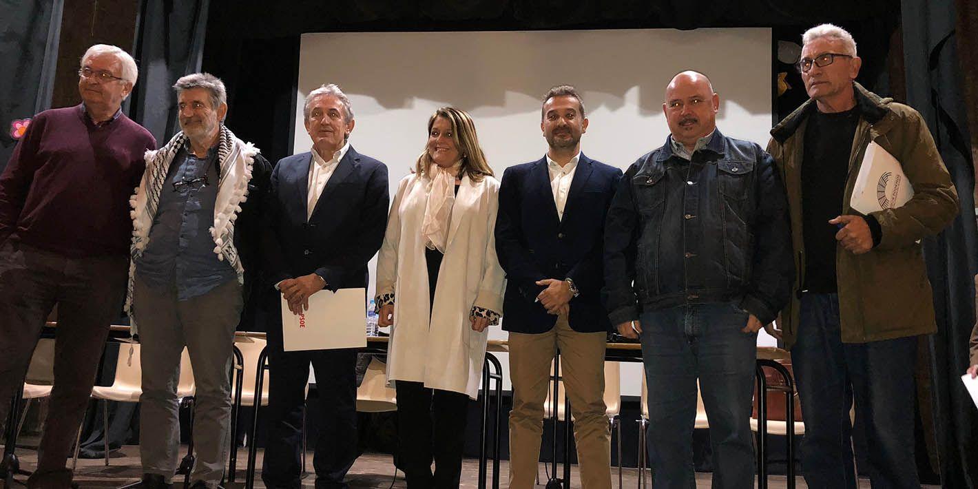 Ciudadanos apuesta desde Linares por un sistema público con mayores pensiones