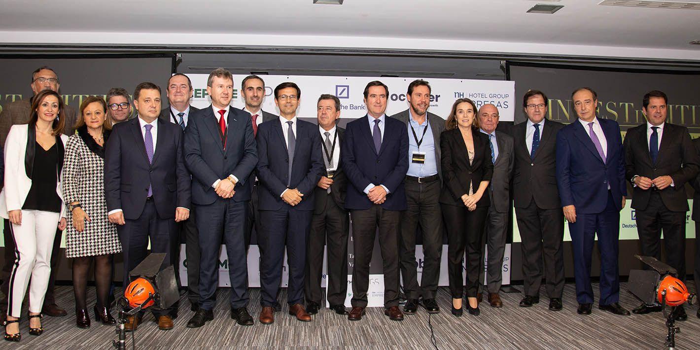 Linares se ofrece como nodo de emprendimiento para grupos de inversión