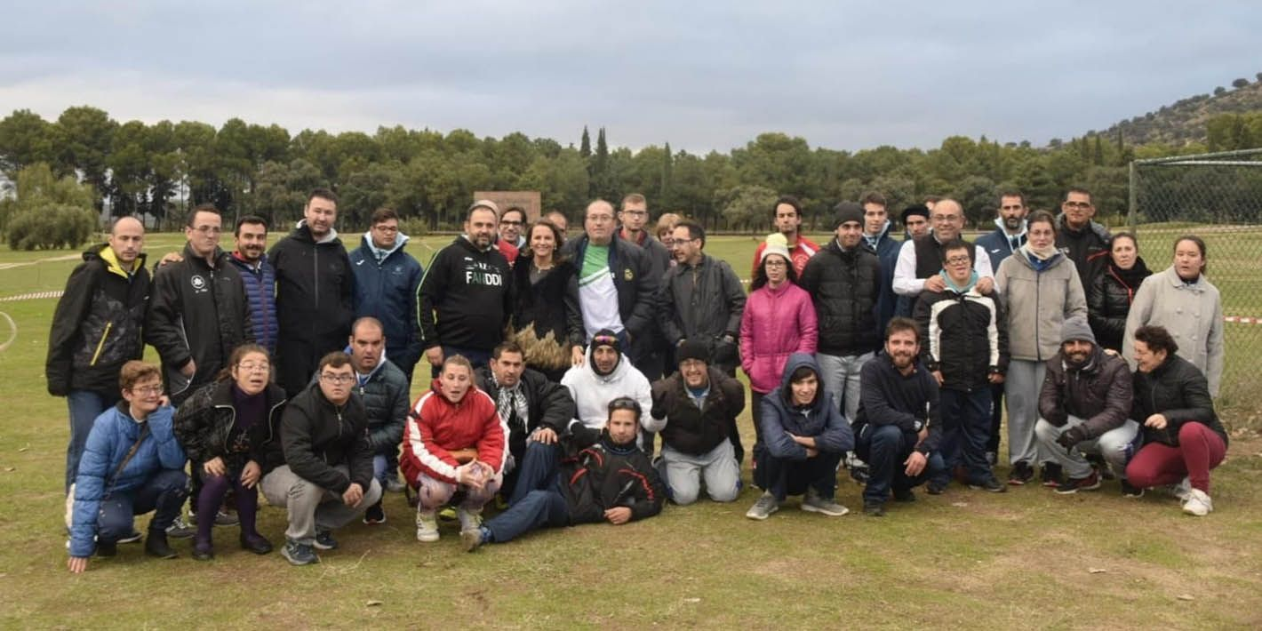 Gran fin de semana deportivo en el III Campeonato de Andalucía de Campo a Través y Orientación, FANNDI 2018
