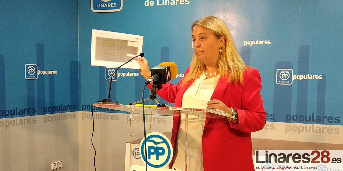 """La parlamentaria linarense Ángela Hidalgo destaca la """"apuesta firme"""" del nuevo gobierno de la Junta por la """"mujer en el mundo rural"""""""