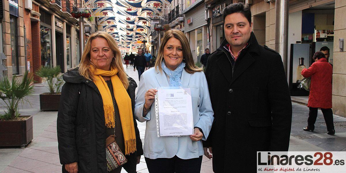 El PP traslada al Ayuntamiento las necesidades y reivindicaciones del sector comercial de la ciudad