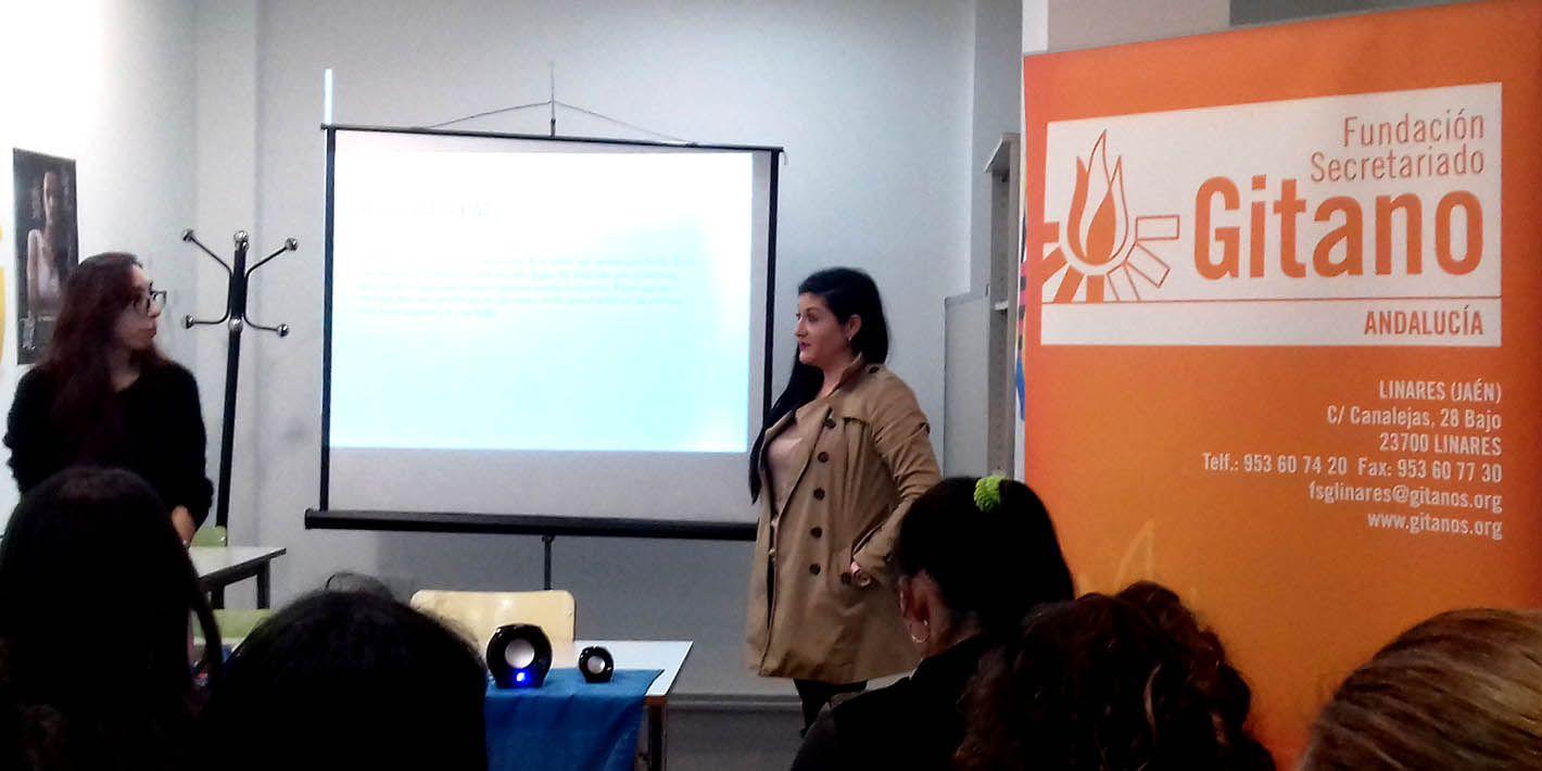 """Presentan el vídeo """"Miradas Gitanas contra la violencia de género"""""""