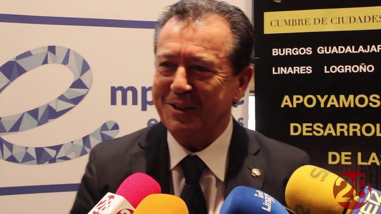 Juan Fernández optimista ante la Mesa General de Negociación del Ayuntamiento de Linares