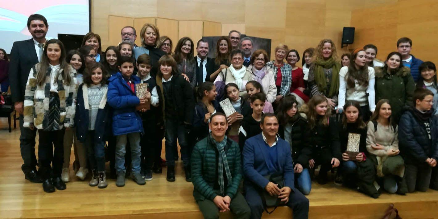 Nuevo reconocimiento al CEIP 'Los Arrayanes' de Linares