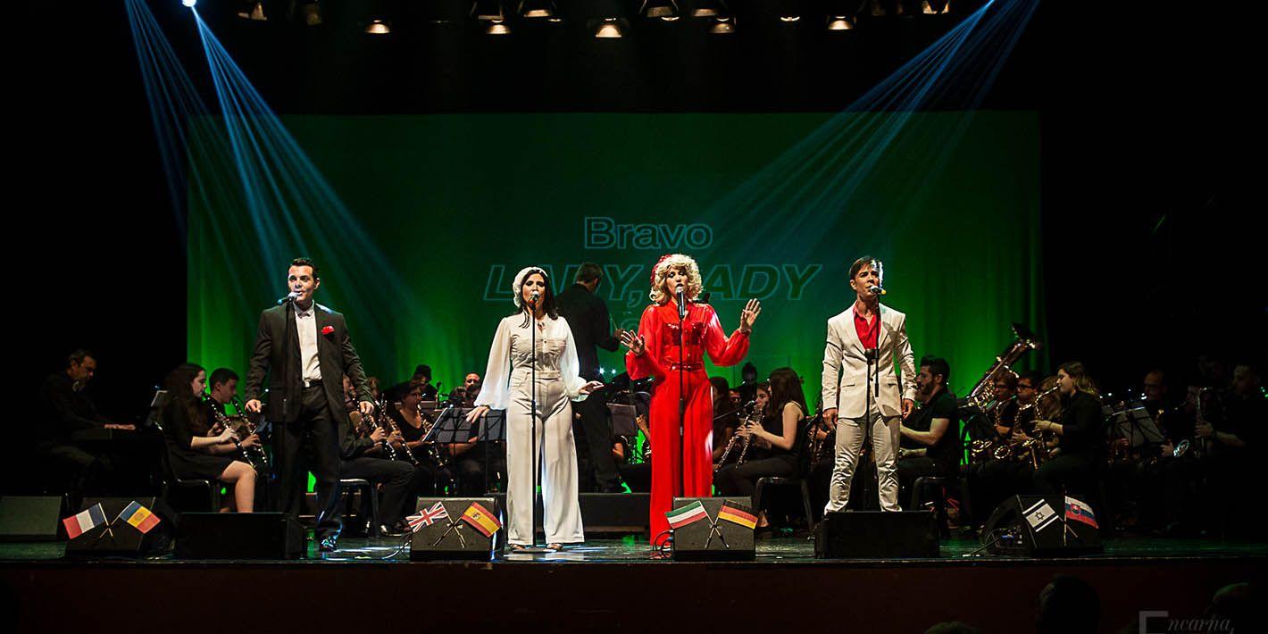 El concierto 'Eurovisión Sinfónico' llega al Teatro Cervantes de Linares