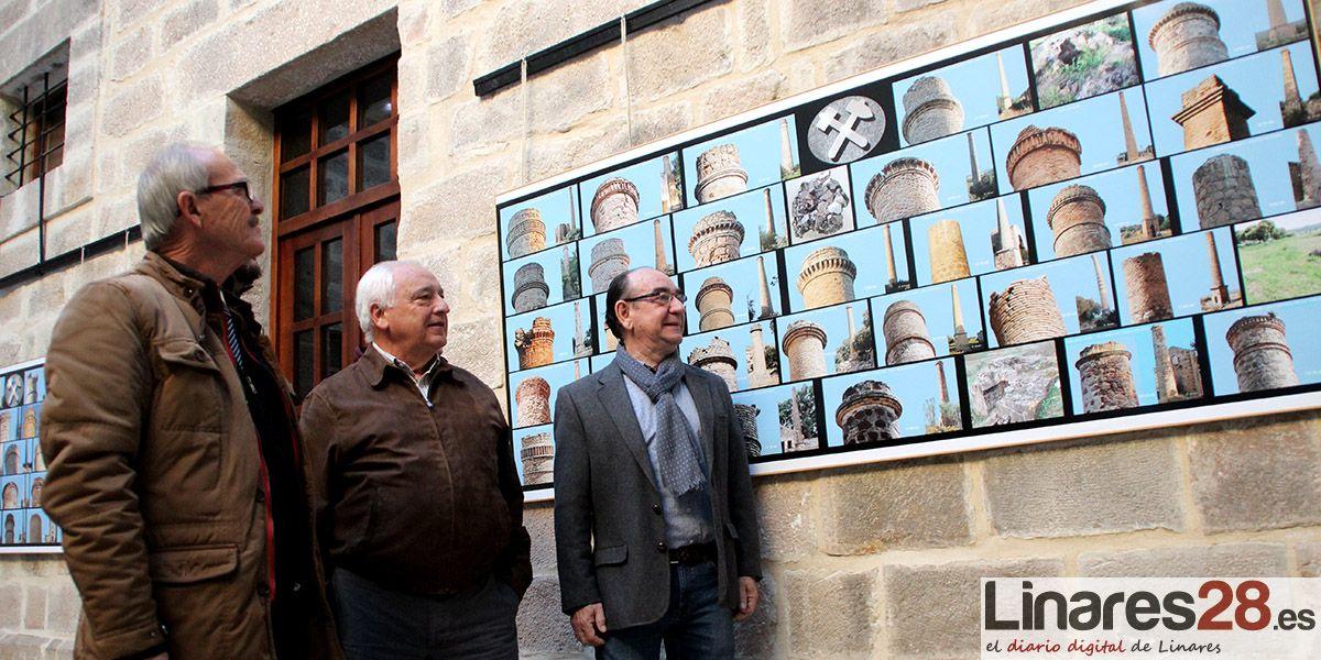 Un repaso fotográfico de la historia minera de Linares
