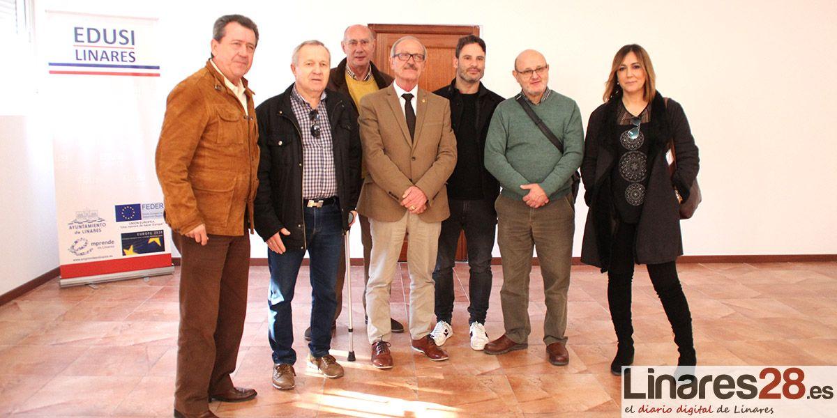 Avanzan las obras de adecuación de las asociaciones vecinales de Linares