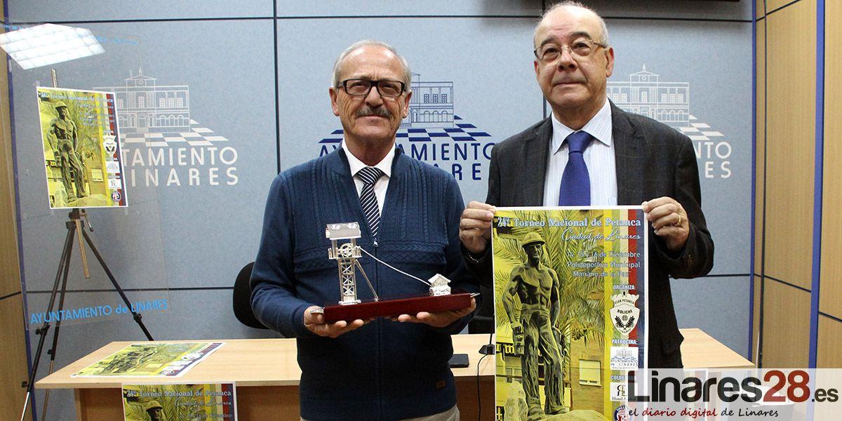 24 equipos participarán en el Torneo Nacional de Petanca de Linares