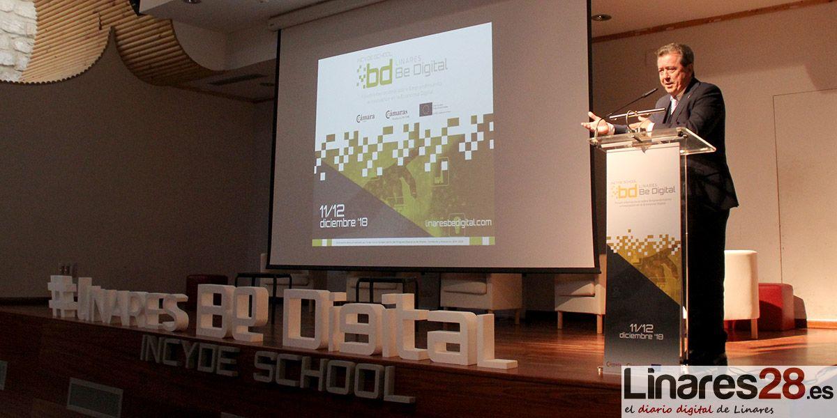 La Cámara de Comercio repetirá el el formato de las jornadas 'Linares Be Digital'