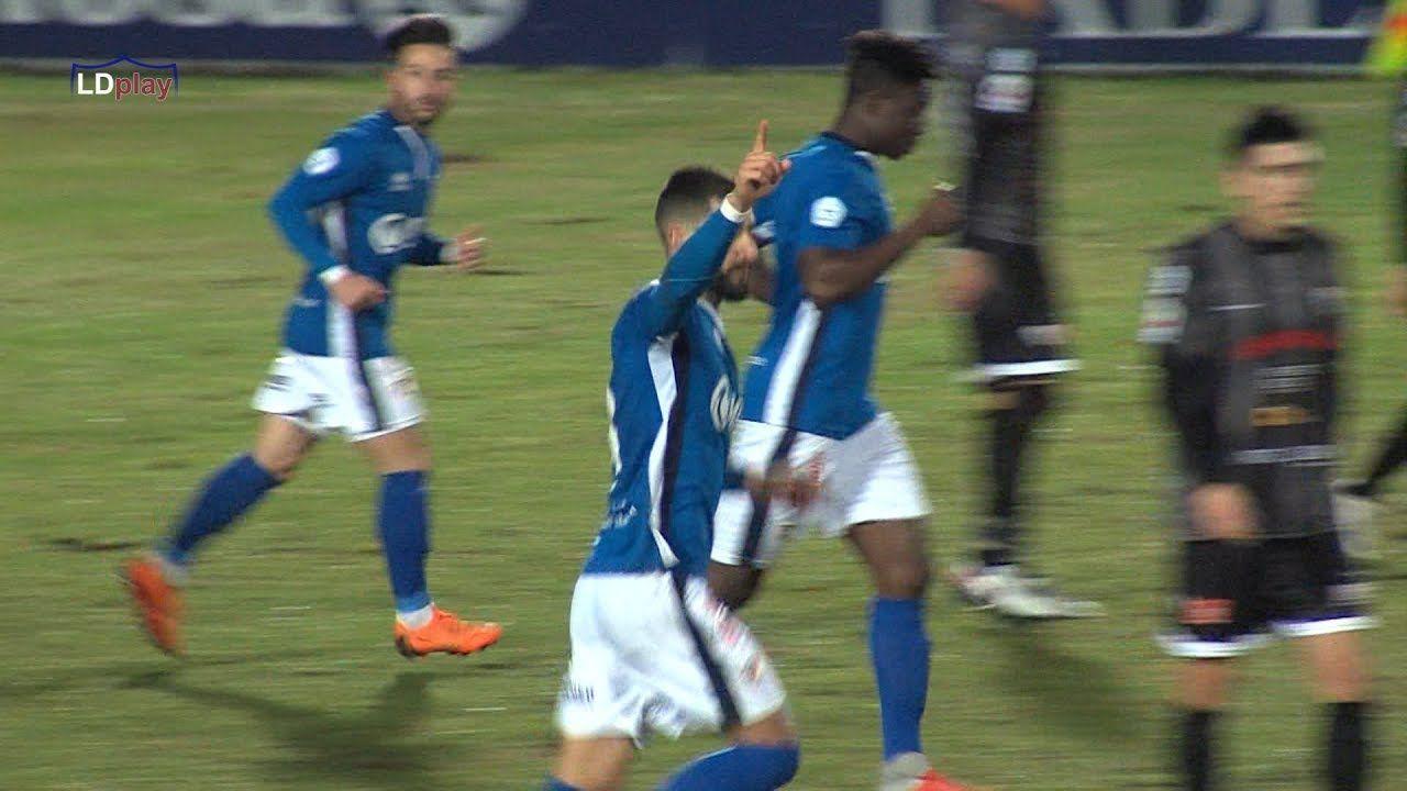 VÍDEO RESUMEN | Linares Deportivo – Antequera CF