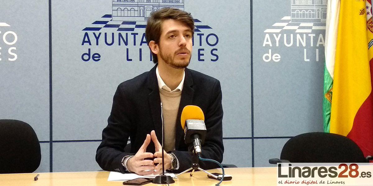 Los Planes de Empleo de la Junta generarán 370 contratos en Linares