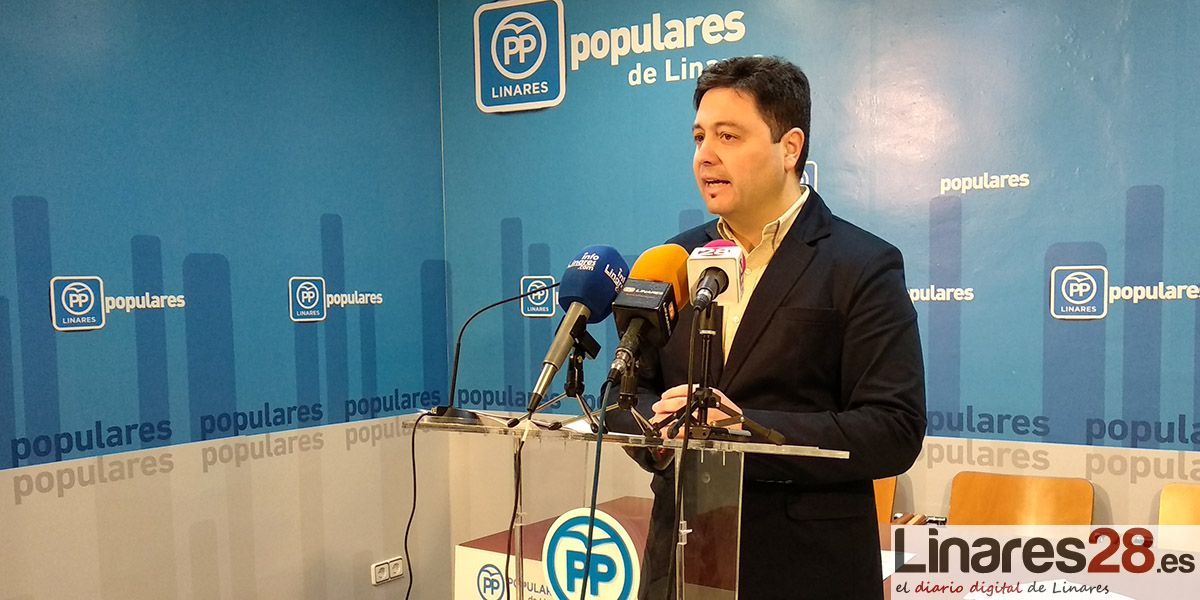 El PP de Linares propondrá reprobar en el Pleno al Gobierno de Pedro Sánchez