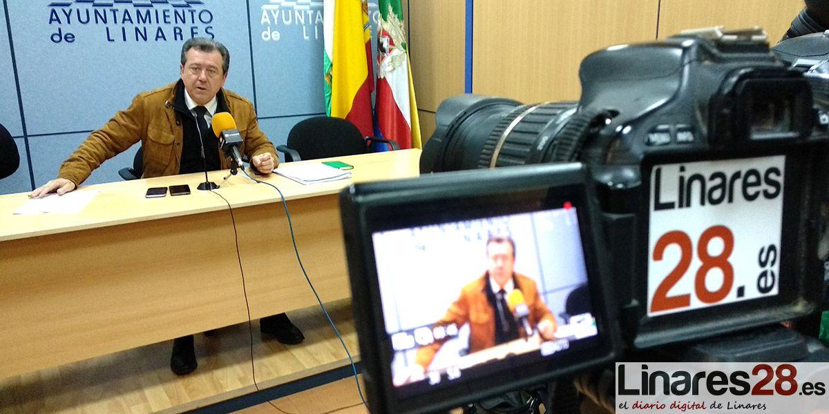 VÍDEO | Juan Fernández se volverá a presentar a la alcaldía de Linares