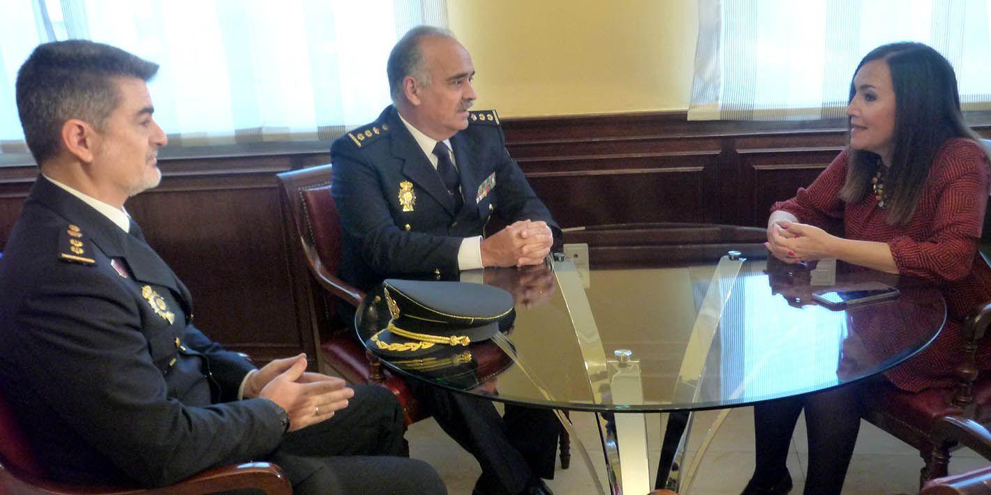 Linares tendrá un nuevo comisario jefe del CNP