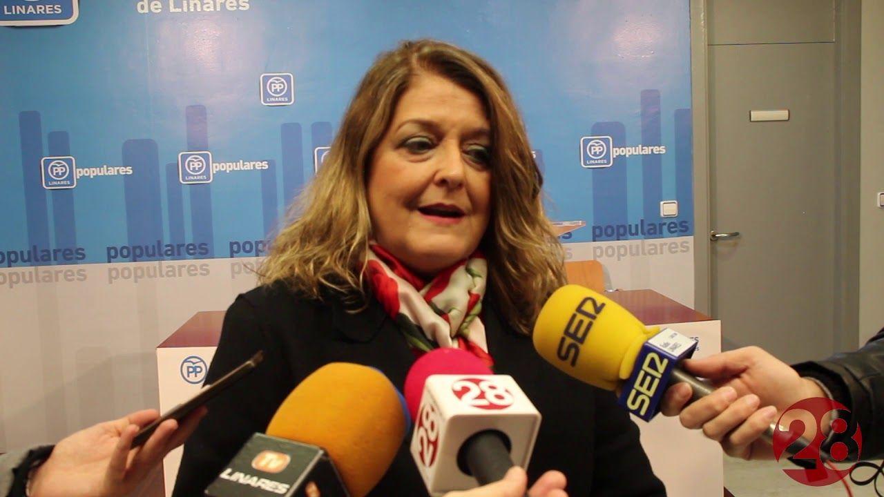 VÍDEO | Los populares de Linares estarán vigilantes a los acontecimientos judiciales