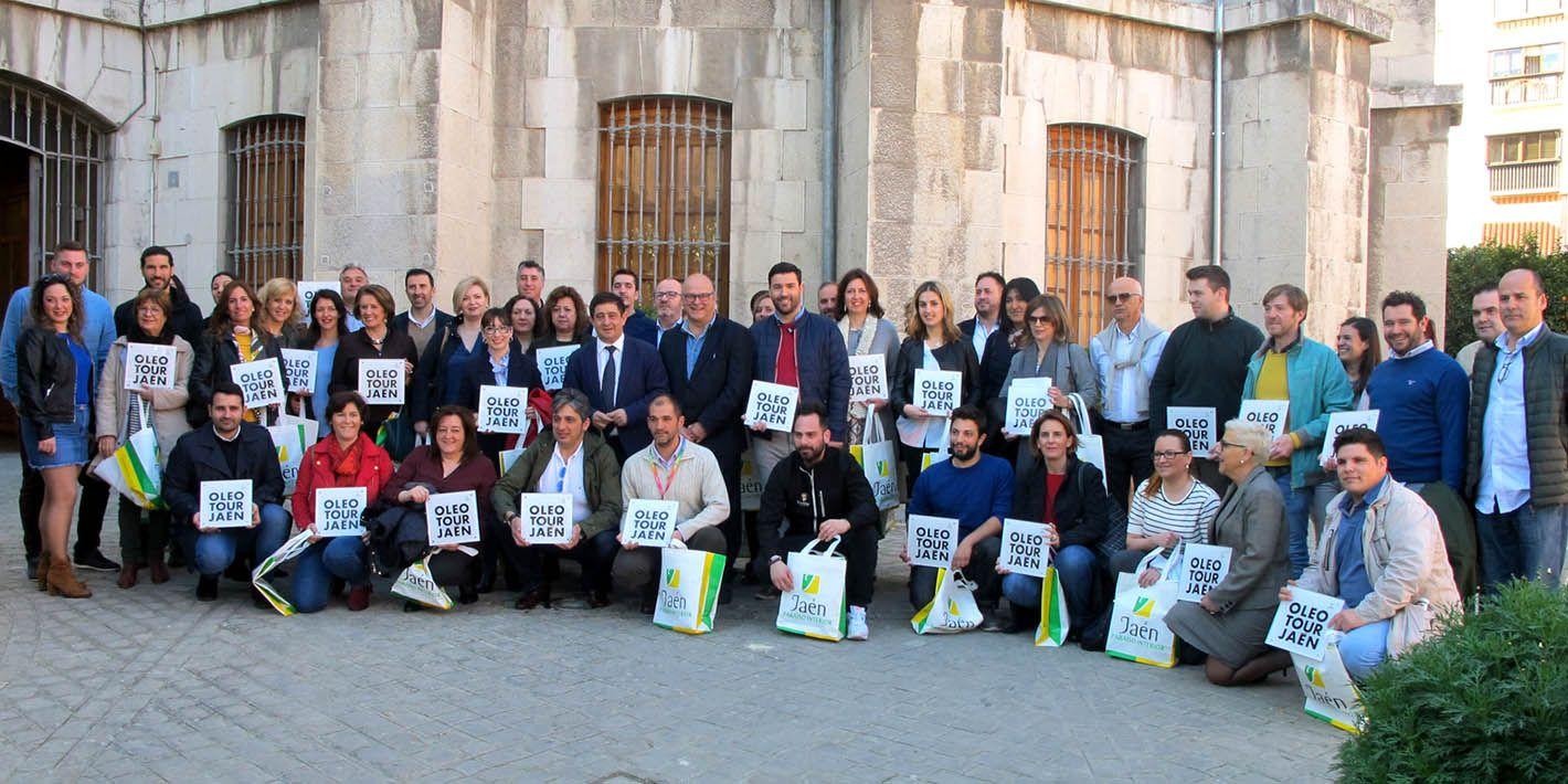Tres empresas de Linares acreditadas como producto turístico OleotourJaén