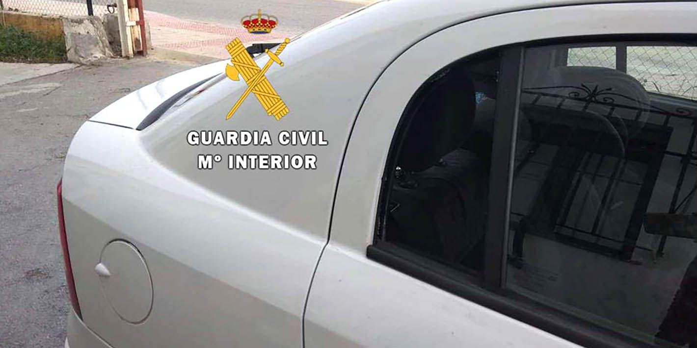 SUCESOS | Detenido un vecino de Linares como presunto autor de varios delitos contra el patrimonio