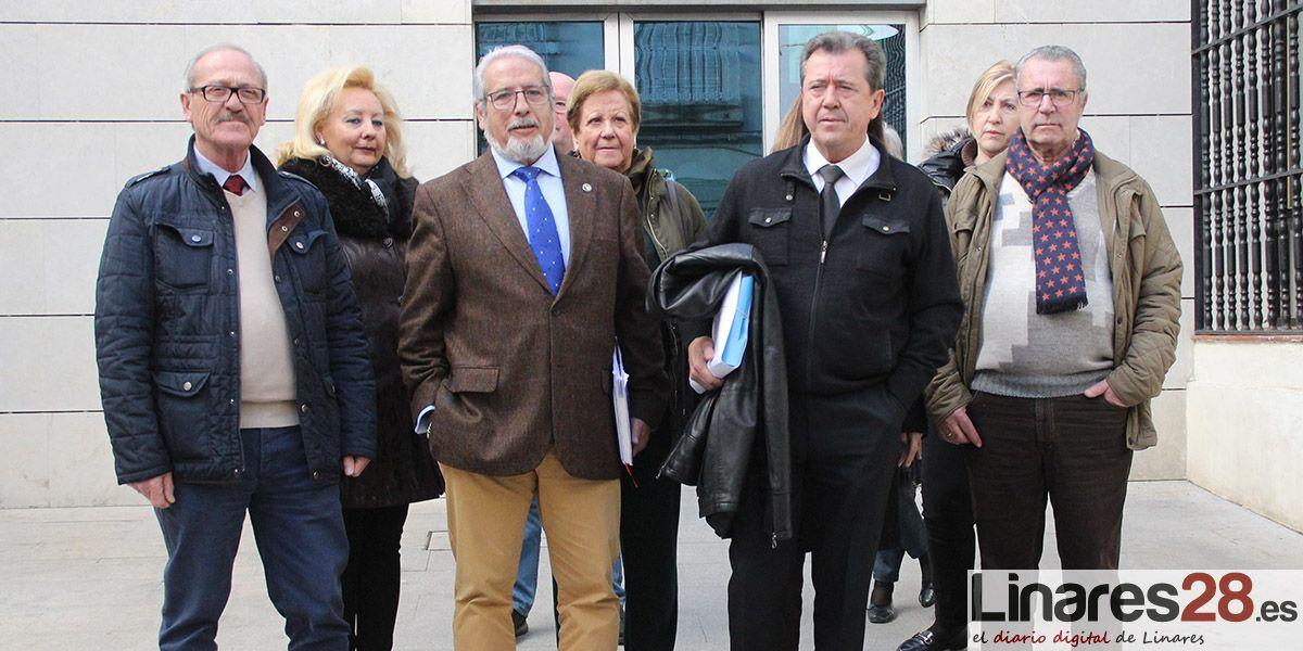 VÍDEOS | Comienzan las declaraciones en el juzgado por la querella del PSOE contra Fernández y Sánchez