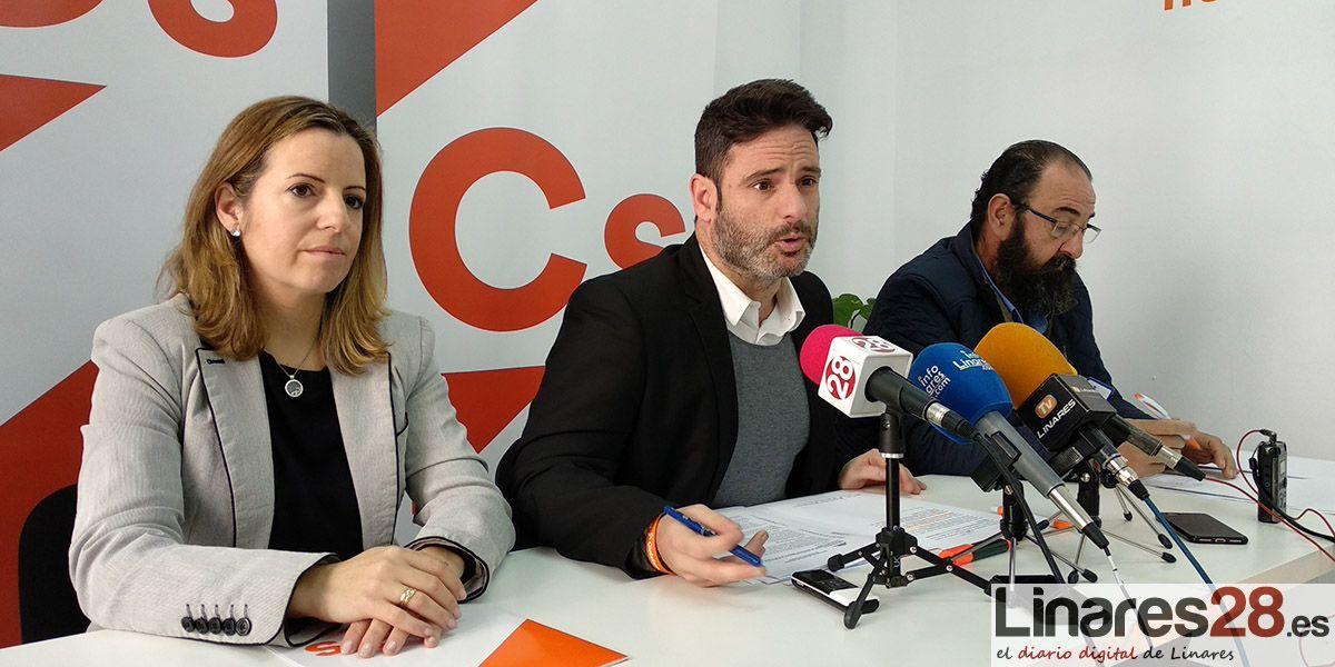 Ciudadanos duda del proceso en la bolsa de trabajo de Informadores Turísticos del Ayuntamiento de Linares