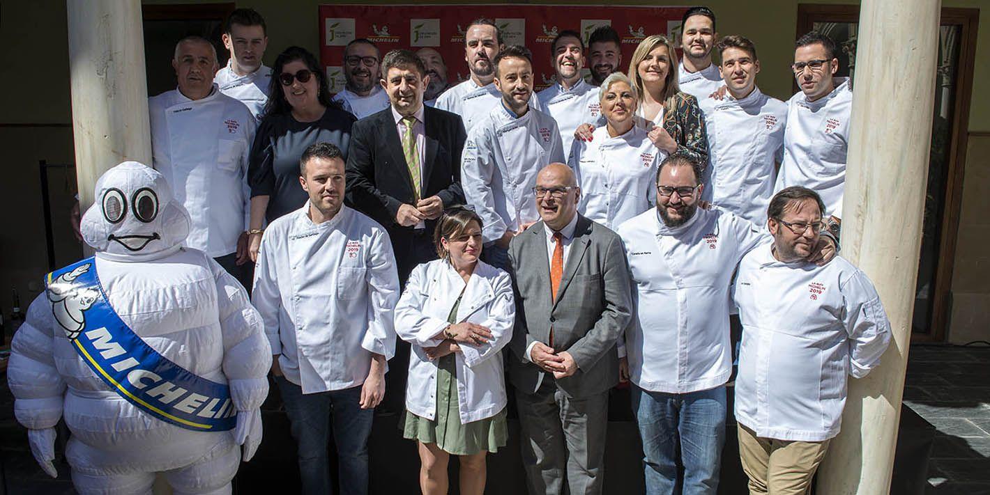"""Michelín incluye cuatro establecimientos de Linares en la Guía Verde """"Jaén Weekend"""""""