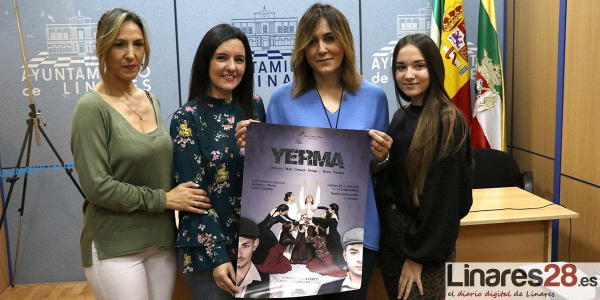 La adaptación del clásico 'Yerma' se podrá ver en el Teatro Cervantes