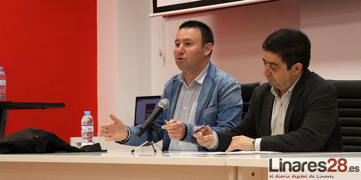 El PSOE se reúne con el tejido asociativo de Linares