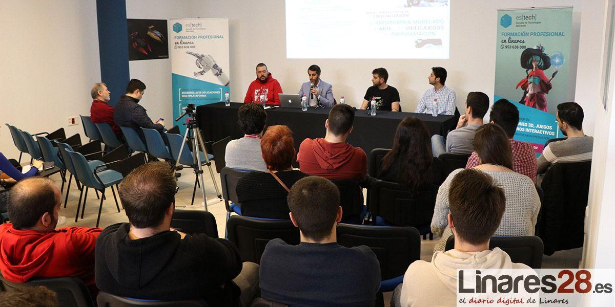 VÍDEO | 'Arte y Teconología' en es(tech), una nueva edición del evento 'Tech Day'