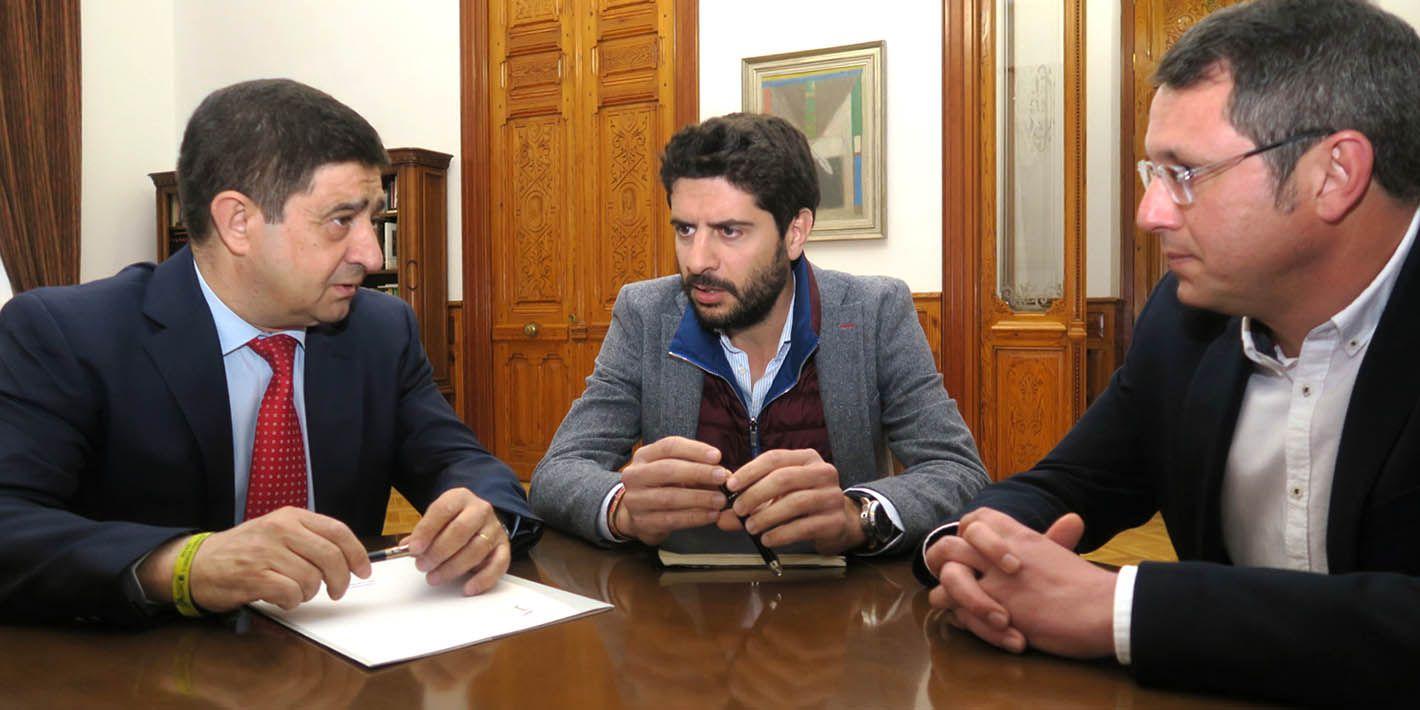 La Diputación colaborará en los desplazamientos del Linares Deportivo en los play off de ascenso a Segunda B