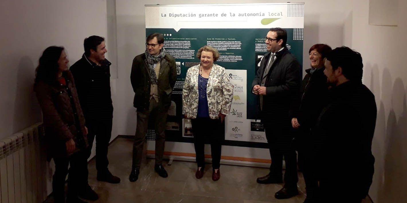 """La exposición """"Jaén, provincia transformada"""" tendrá parada en Linares"""
