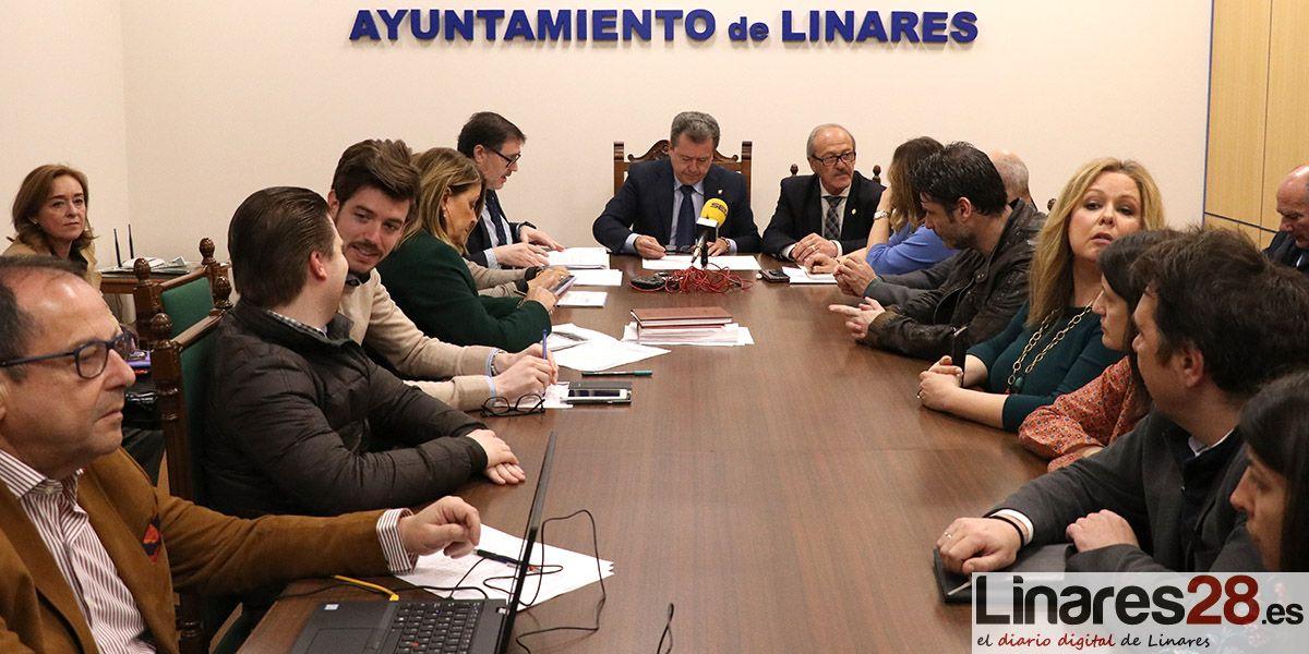 Realizado el sorteo de las mesas electorales en Linares del 28-A