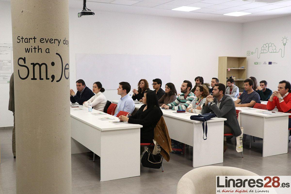 VÍDEO | Comienza una nueva edición del Coworking de la EOI en Linares