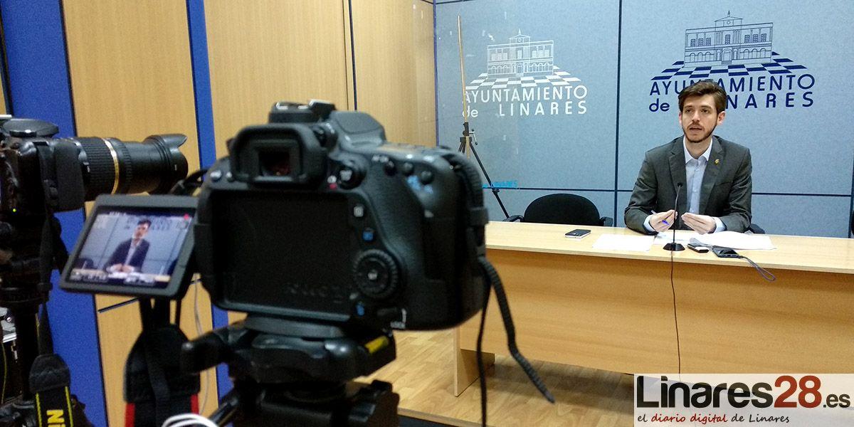 VÍDEO | Linares ha concretado ya 172 incorporaciones de los Planes de Empleo