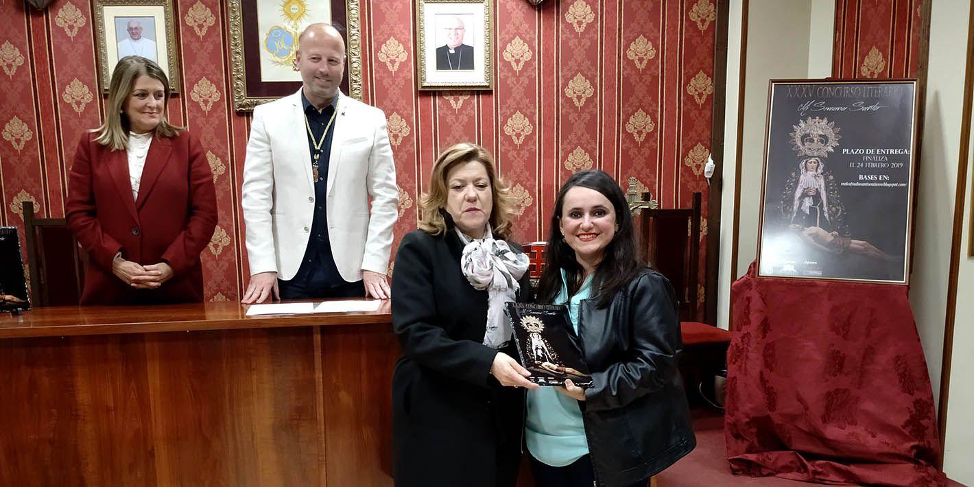 Entregados los galardones del concurso Literario 'Mi Semana Santa'