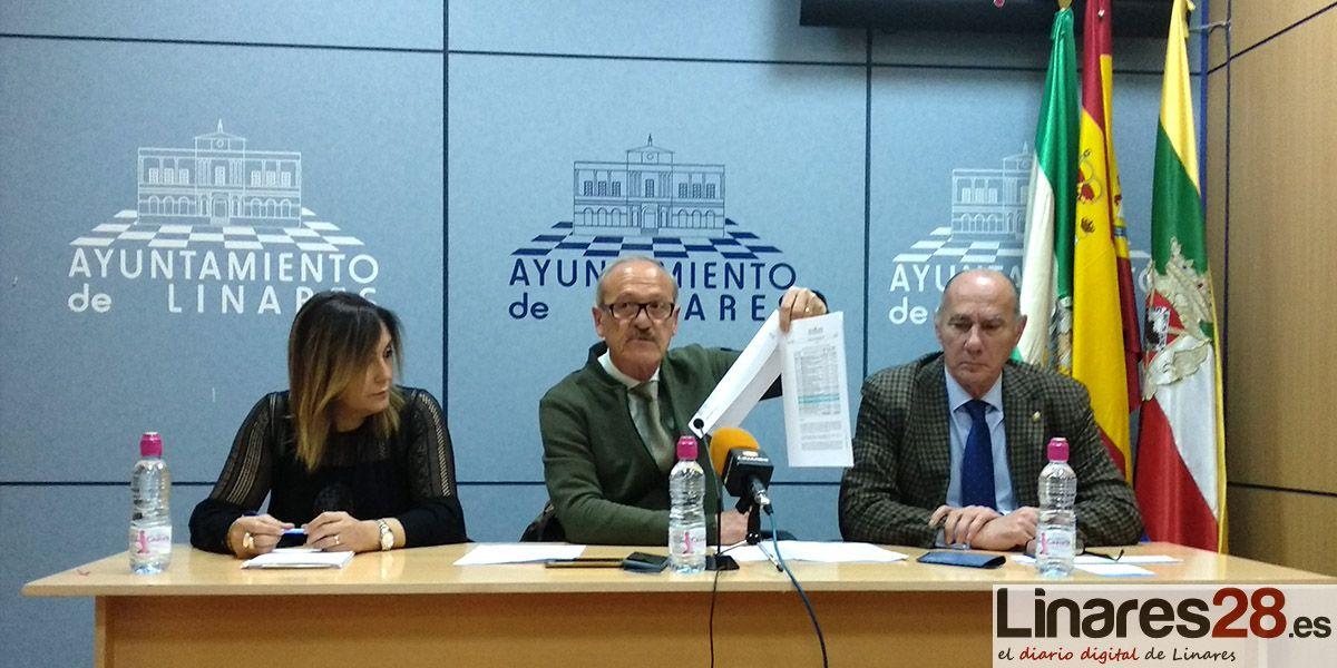 VÍDEO | El Ayuntamiento niega que exista riesgo de obligación de devolución de subvenciones a Diputación