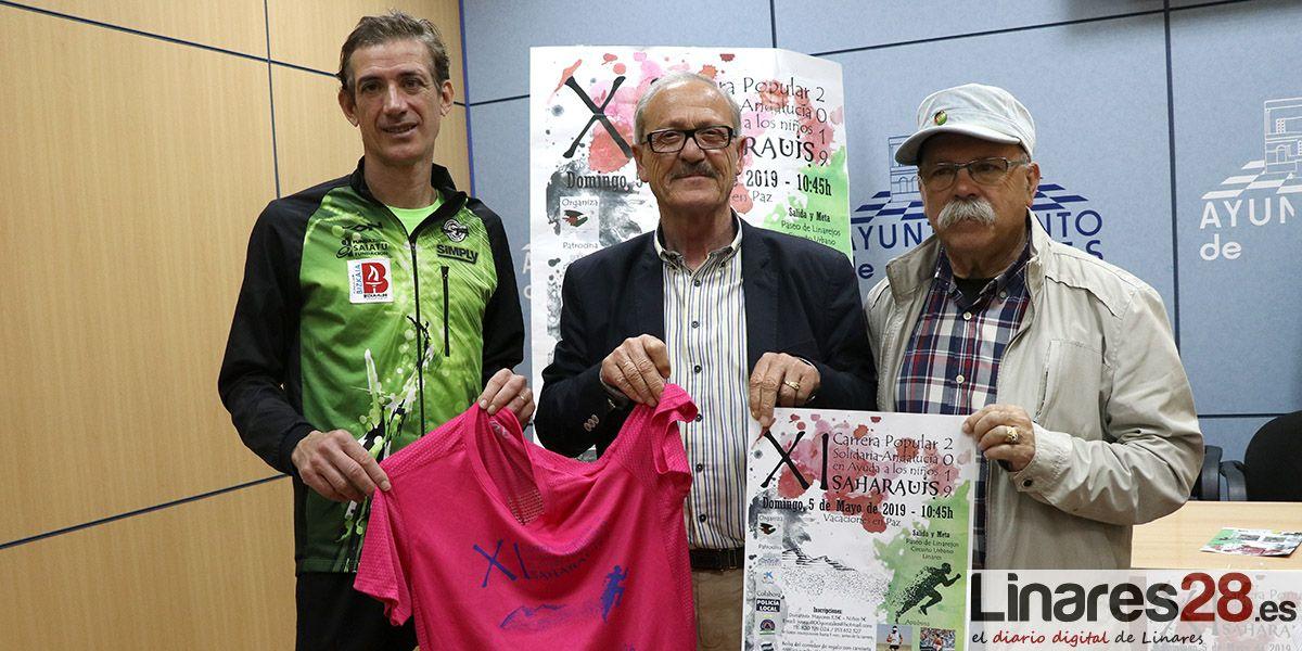 VÍDEO | Vuelve la 'XI Carrera Popular Solidaria Andaluza en ayuda a los Niños Saharauis'