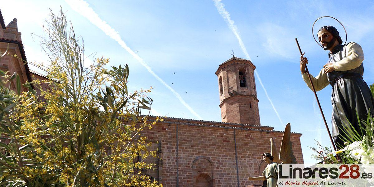 VÍDEO | Linares celebra la festividad de San Isidro