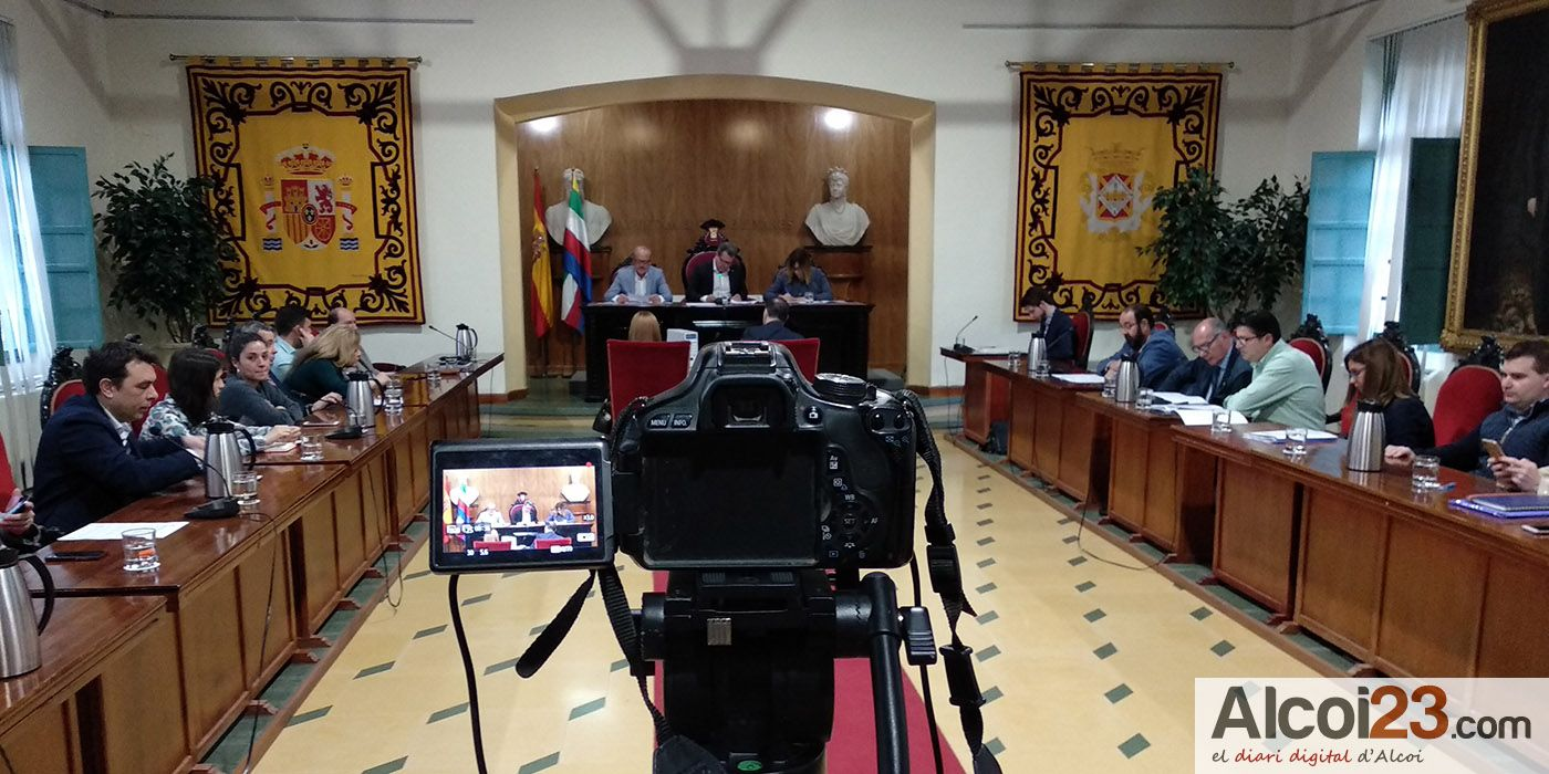 VÍDEO | Pleno Ordinario del Ayuntamiento de Linares
