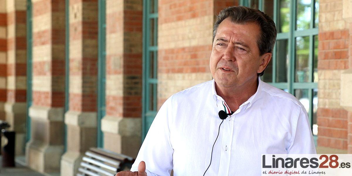 ENTREVISTAS ELECCIONES | Juan Fernández, candidato por Linares Primero