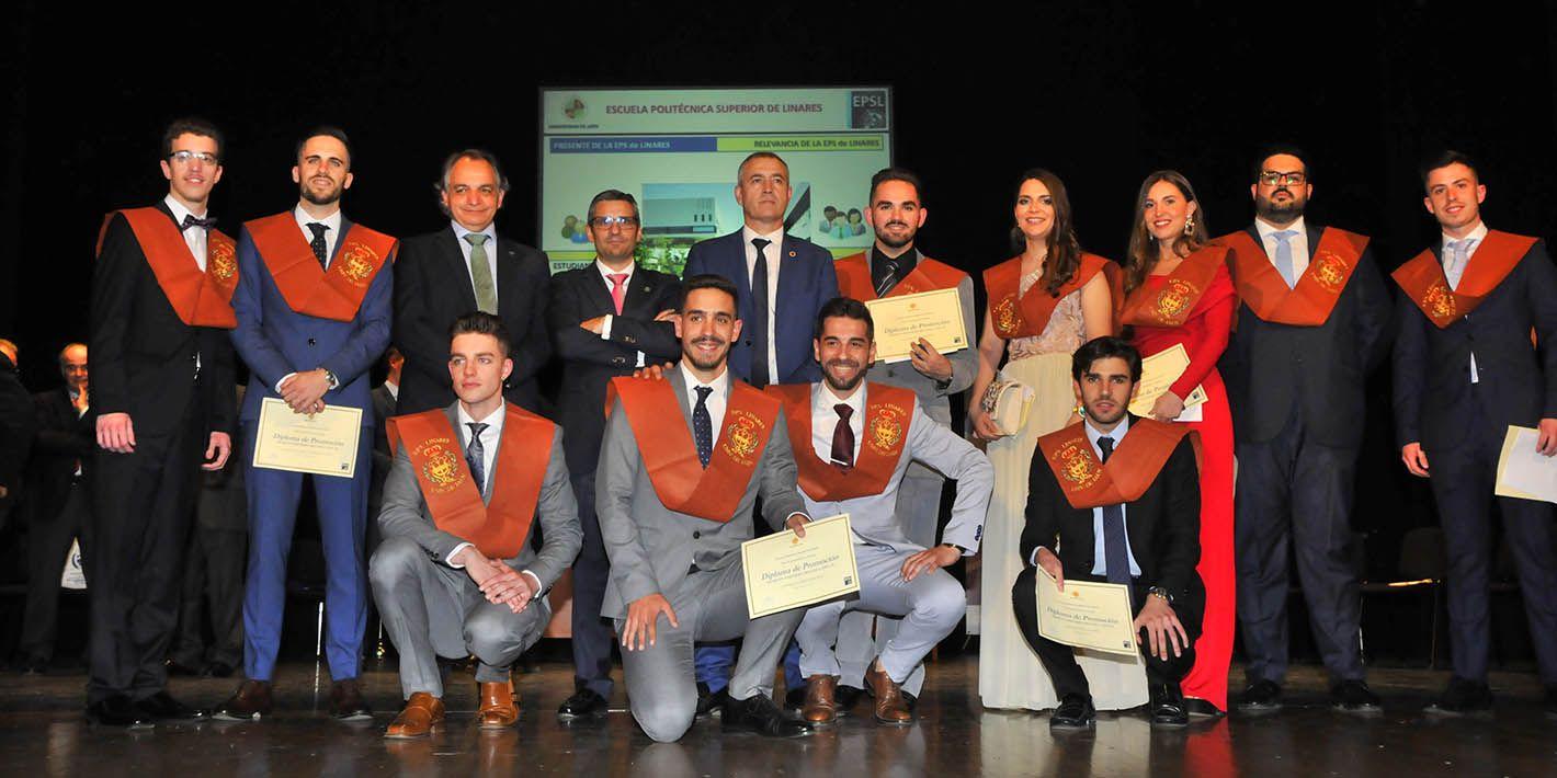 Más de un centenar de alumnos y alumnas se graduaron en la EPSL