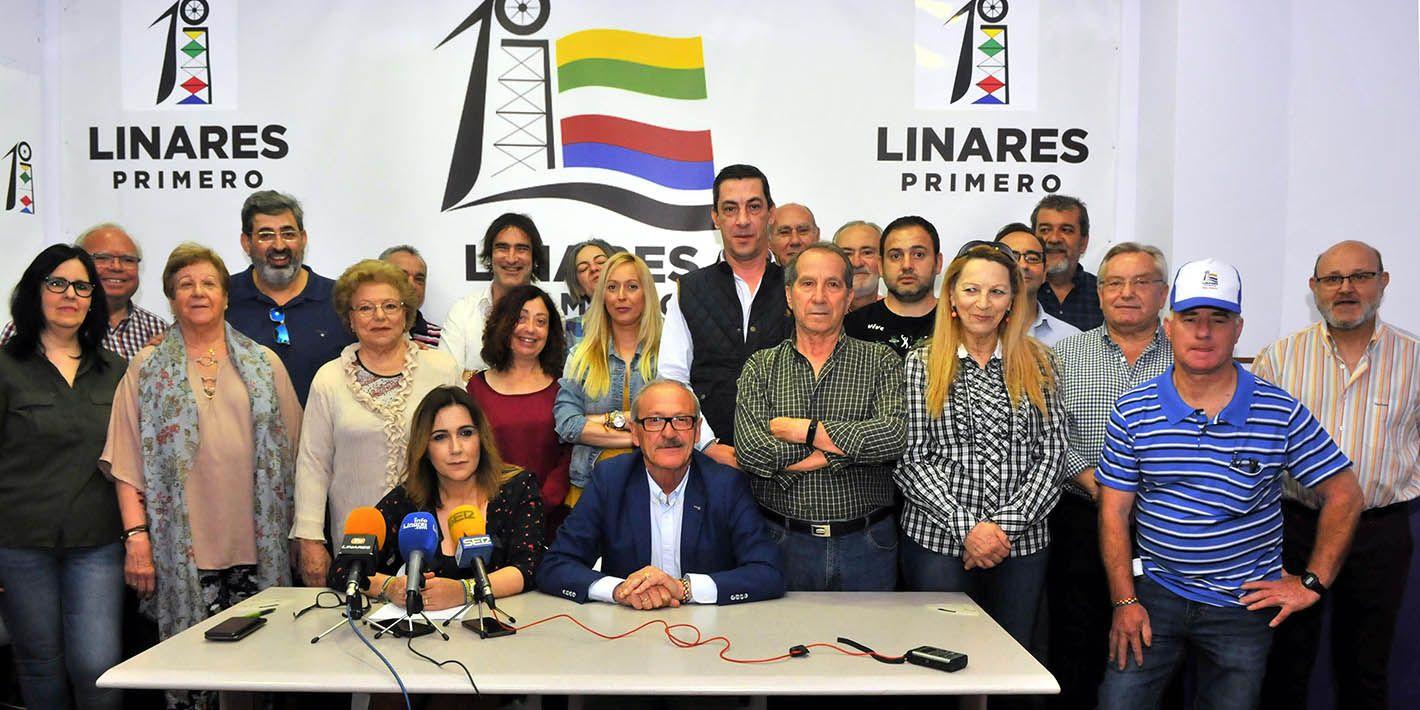 Linares Primero celebrará su primer congreso a principios de otoño