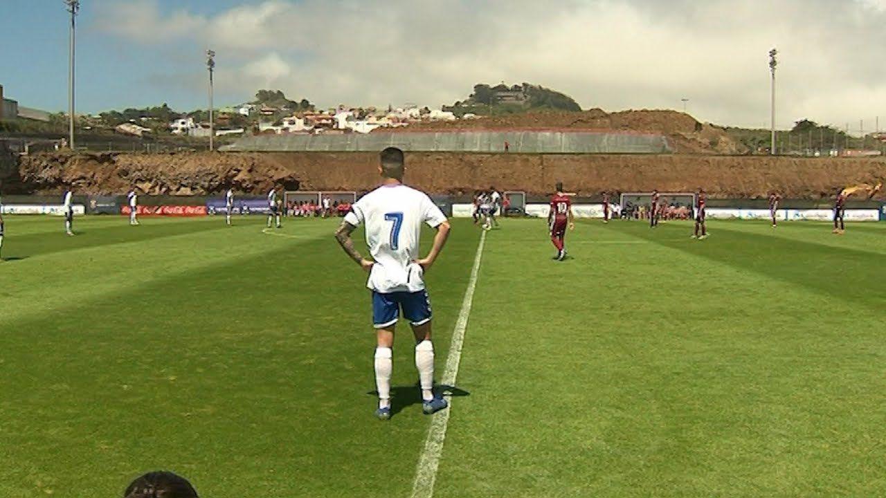 RESUMEN DEL PARTIDO | CD Tenerife B – Linares Deportivo