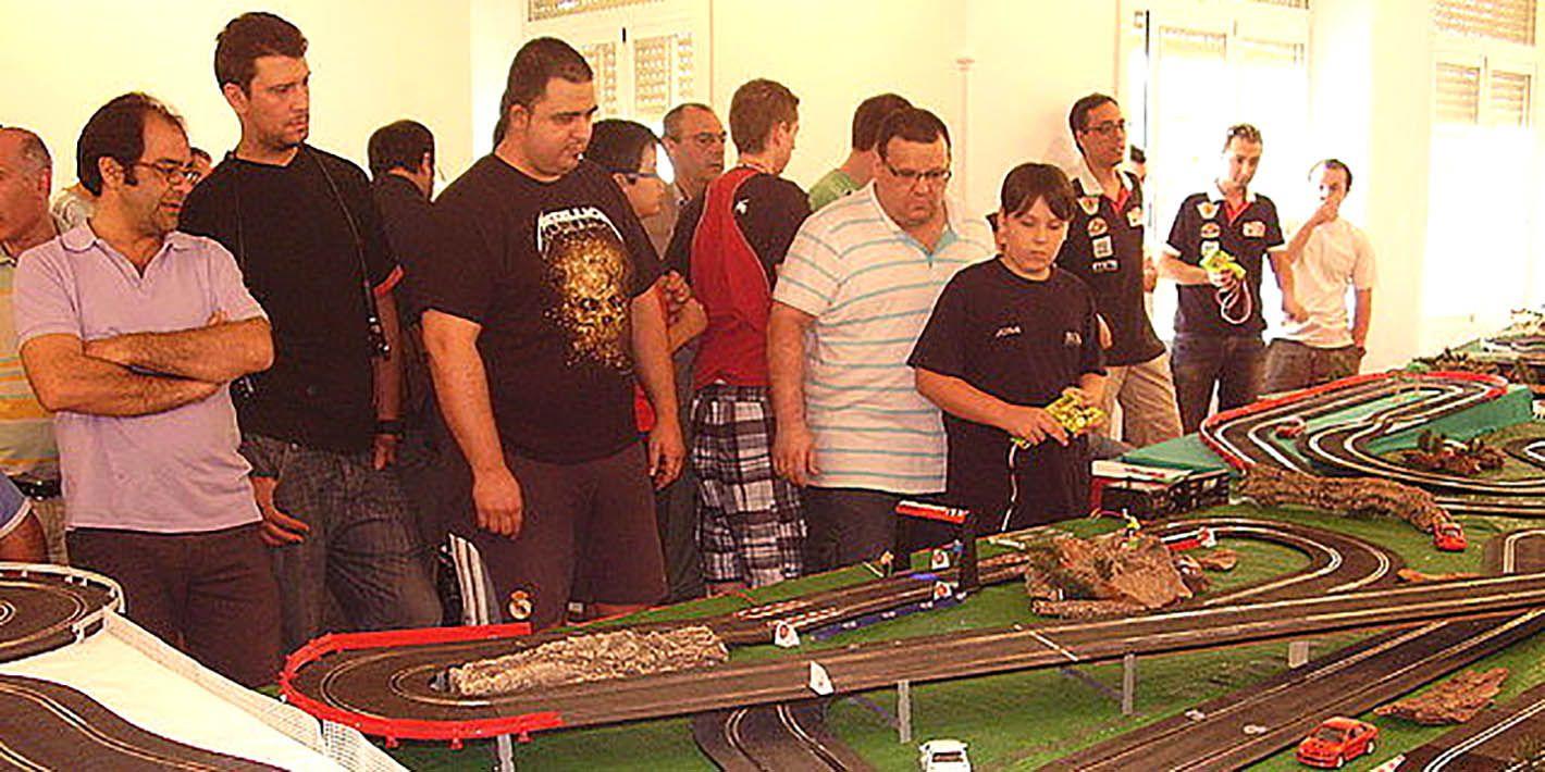 Fin de semana de 'Rally-Slot' en Linares