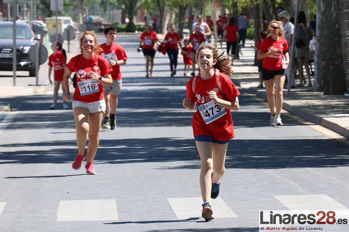 VÍDEO Y FOTOS | 'Run for Parkinson' congrega a los corredores más solidarios