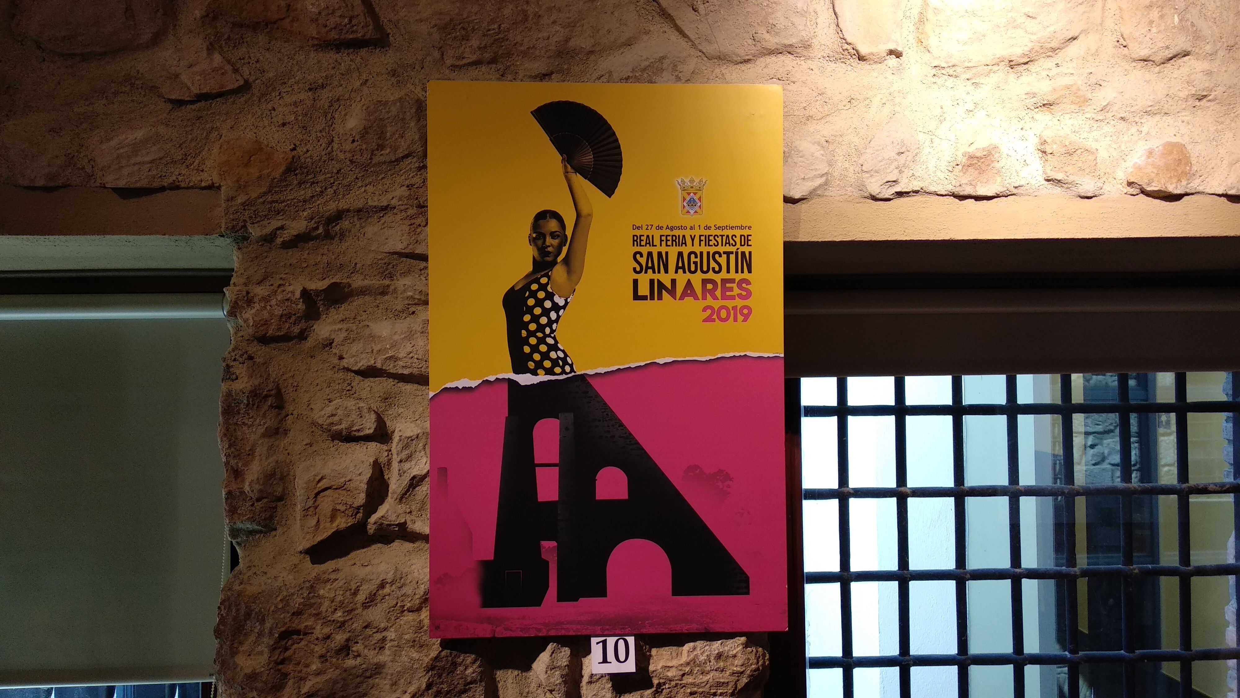 ADELANTO | Linares ya tiene cartel de Feria