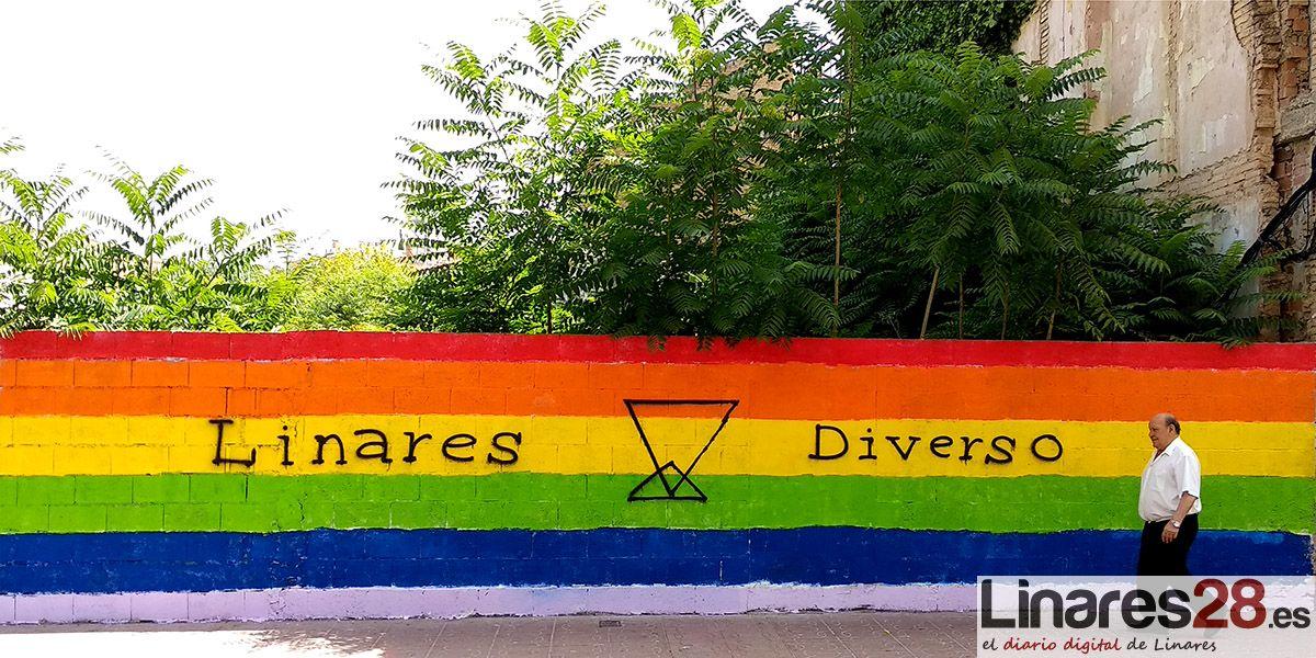 'Linares diverso' también manifiesta su orgullo